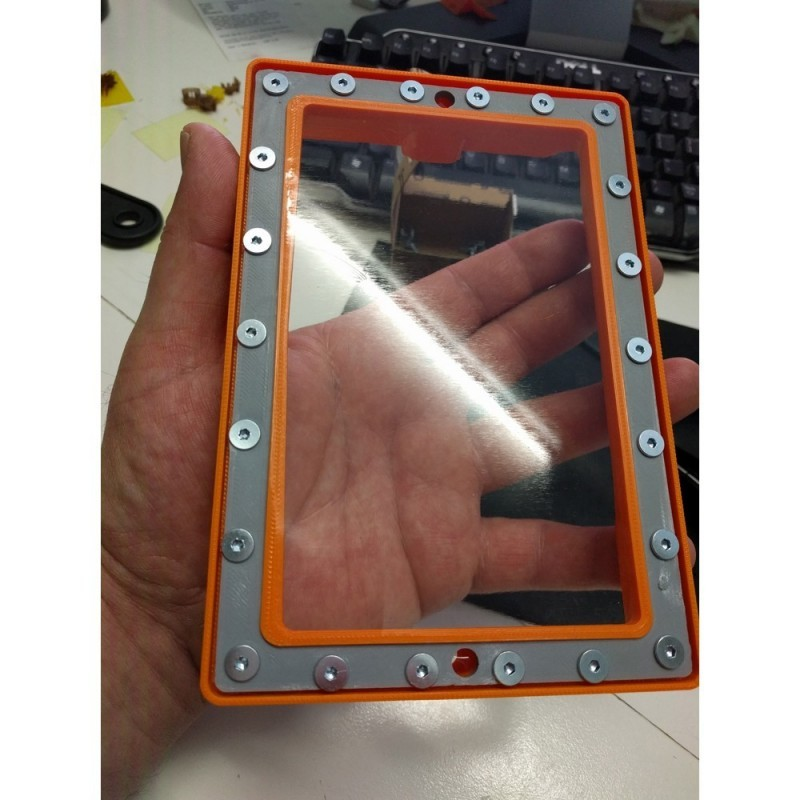 FEP fólia 50HD optická kvalita - pre 5,5 DLP 3D tlačiareň