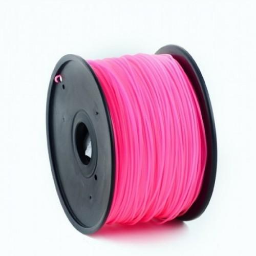 GEMBIRD Náplň 3D ABS/1.75mm/1kg Ružová