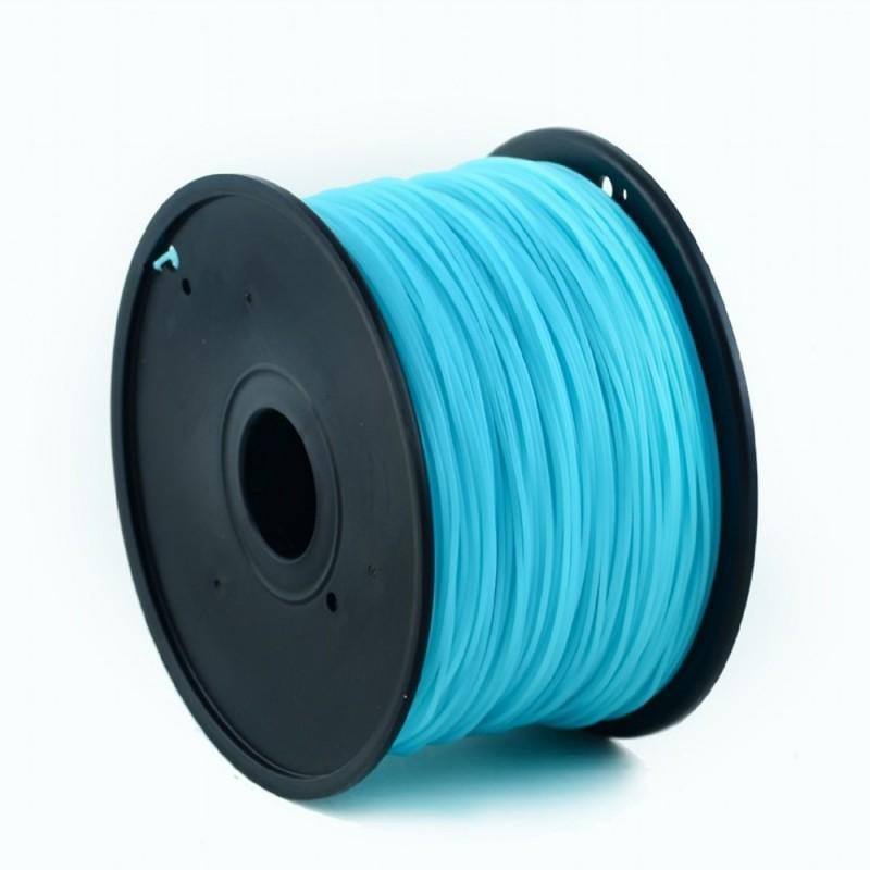 GEMBIRD Náplň 3D PLA/1.75mm/1kg Svetlo modrá