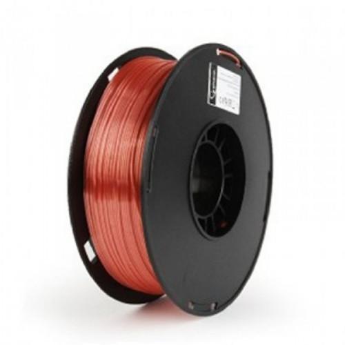 GEMBIRD Náplň 3D Polymer 1.75mm/1kg Červená