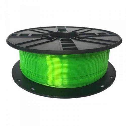 GEMBIRD Náplň 3D PETG 1.75mm/1kg Zelená
