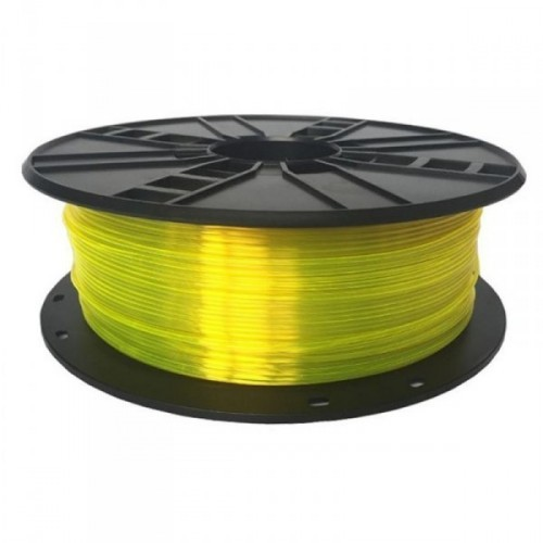 GEMBIRD Náplň 3D PETG 1.75mm/1kg Žltá