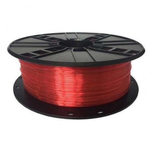 GEMBIRD Náplň 3D PETG 1.75mm/1kg Červená