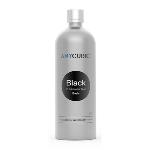 Živica/Resin UV Anycubic Čierna - 500ml