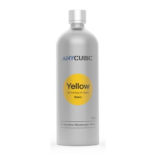 Živica/Resin UV Anycubic Žltá - 500ml