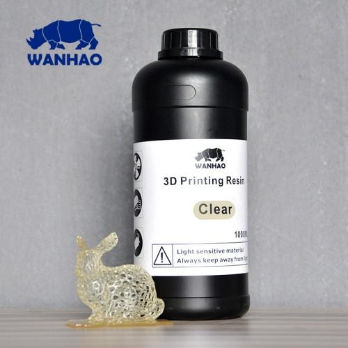 Živica/Resin Wanhao UV Transparentná - 1000ml