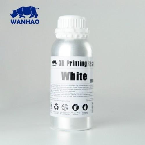 Živica/Resin Wanhao UV Biela - 500ml