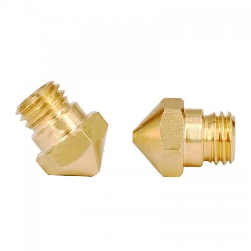MK10 mosadzná extrudérová tryska 3 mm