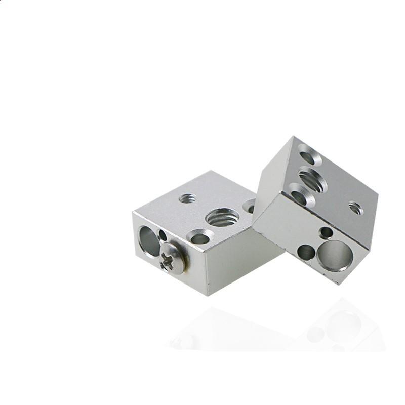 Vykurovací blok hliníkový pre CR-10