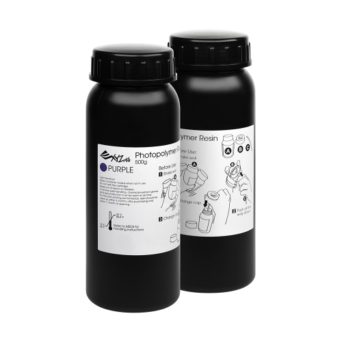 Živica/resin XYZ Nobel Superfine fialová - 2x 500ml