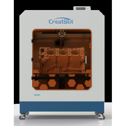 3D tlačiareň CreatBot D600