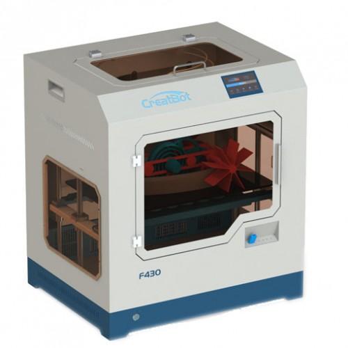 3D tlačiareň CreatBot F430 – verzia 420°C