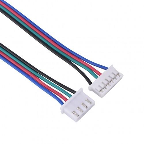 Kábel pre krokový motor XH2.54-PH-2.0 4pin-6pin