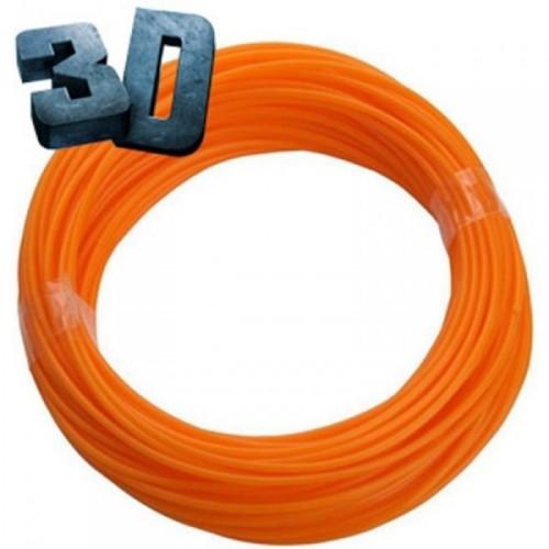 Nápln ABS pre 3D pero oranžová 1.75mm
