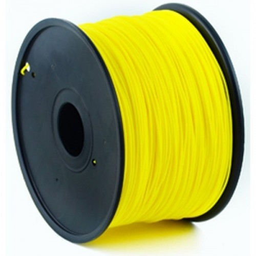 GEMBIRD Náplň 3D PLA 1.75mm 1kg Žltá
