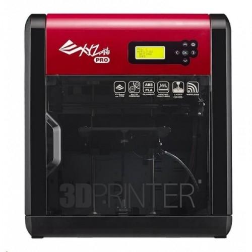 3D tlačiareň XYZ da Vinci 1.0 Pro 3v1 (Skaner, 3D tlač, gravírovanie, USB, Wifi / Open source Filament)