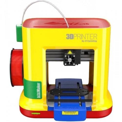 3D tlačiareň XYZ da Vinci miniMaker