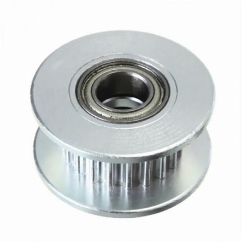 Napínacie remenice GT2 s ložiskom 5mm s ozubením (20T) pre 6 mm remeň