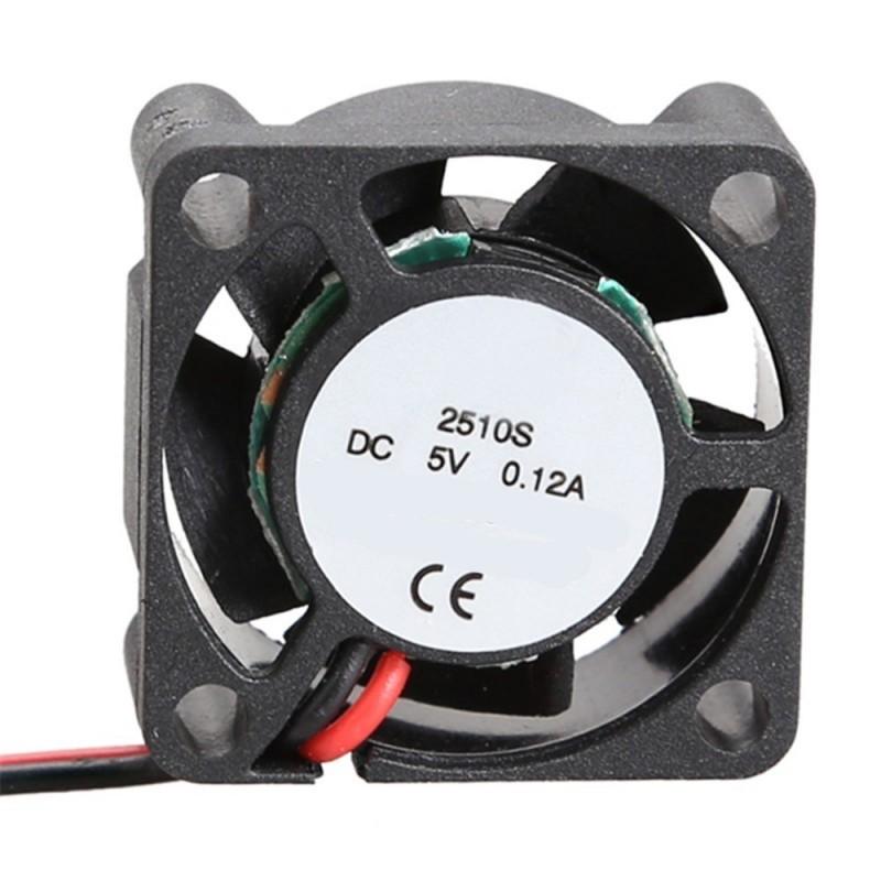 Chladiaci ventilátor 50 x 50 x 10 mm DC 5V 2Pin
