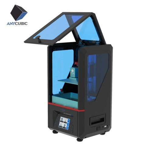 3D tlačiareň Anycubic Photon LCD (SLA/DLP), 47 mikrônov