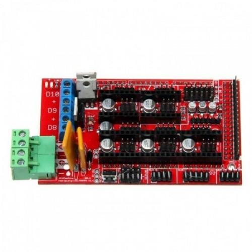 Doska PCB Ramps 1.4