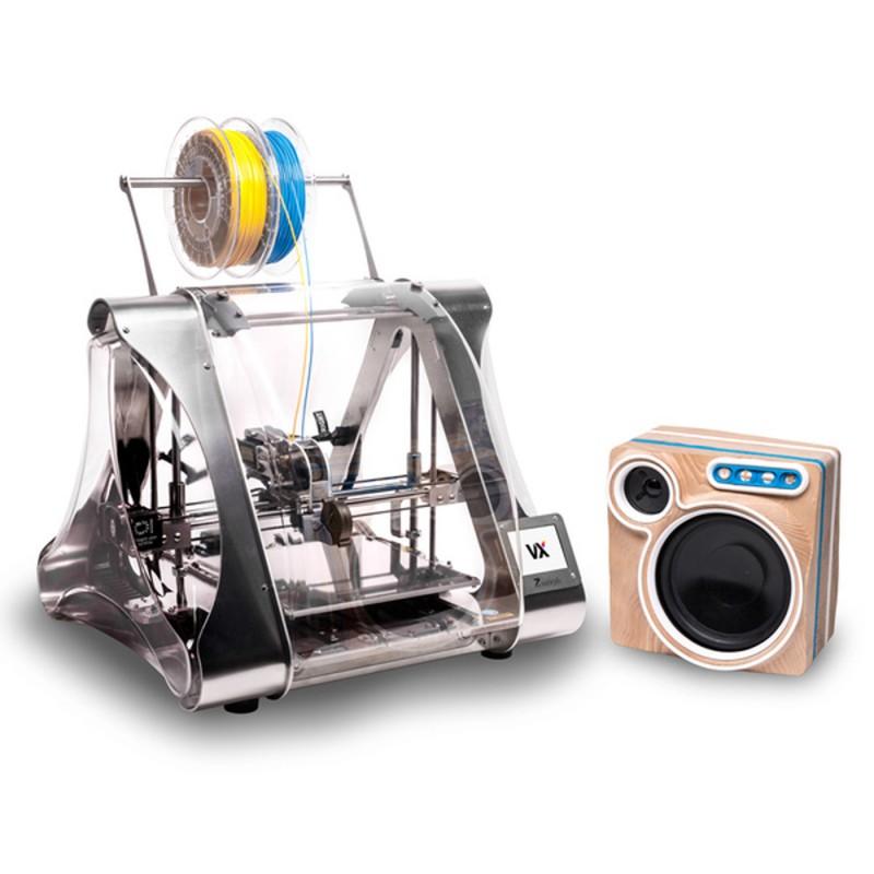 3D tlačiareň ZMorph 2.0 VX