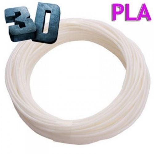 Nápln PLA pre 3D pero biela 1.75mm