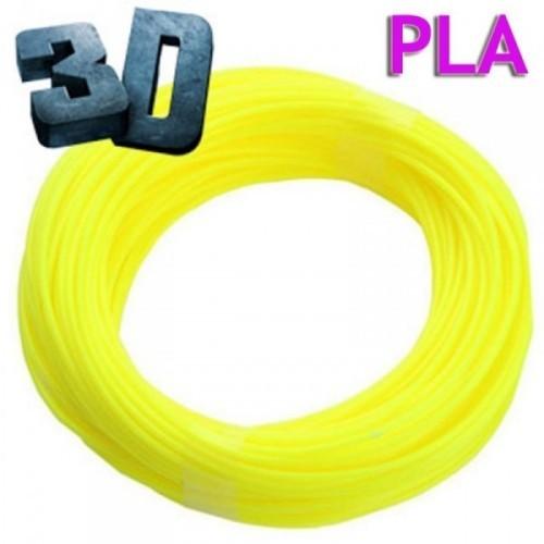 Nápln PLA pre 3D pero žltá 1.75mm