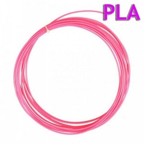 Nápln PLA pre 3D pero ružova 1.75mm