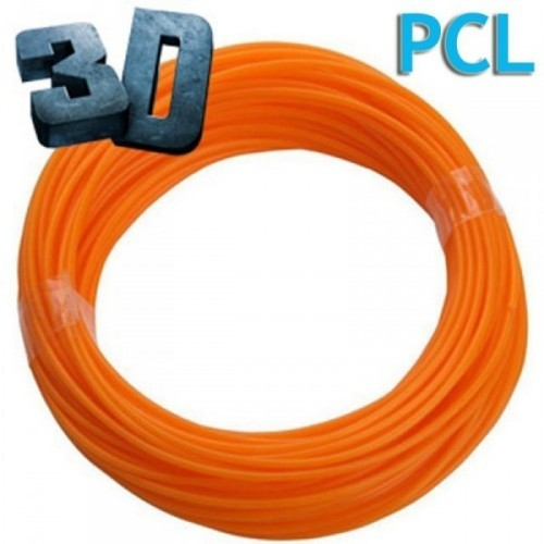 Nápln PCL pre 3D pero oranžová 1.75mm