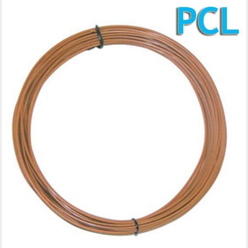 Nápln PCL pre 3D pero hnedá 1.75mm
