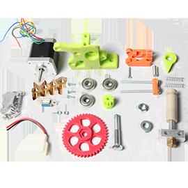 Komponenty a náhradné diely