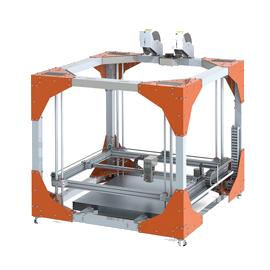 Veľkorozmerné 3D tlačiarne